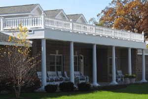 Image Gallery | Rocking Chairs at our Assisted Living Community