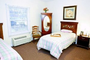 Image Gallery | Bedroom at The Cottages of Fox Lake