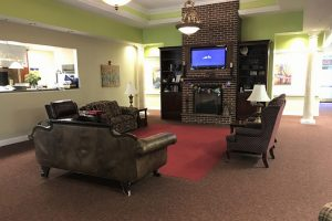 Image Gallery | The Cottages of Fox Lake Common Area
