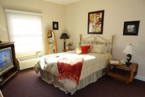 Image Gallery | The Cottages of Fox Lake Bedroom
