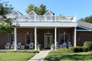Image Gallery | The Cottages of Fox Lake Front Entry